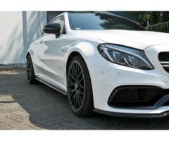 Dokładki Progów Mercedes C-class