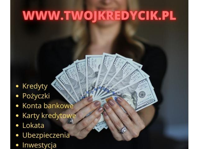 Pożyczka Konsolidacja TOP OFERTY