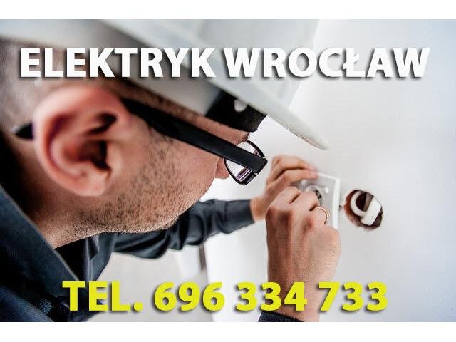 Elektryk wrocław i okolice 24H