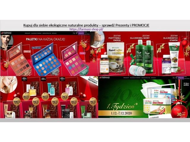Kupuj on-line - naturalne produkty. Nowa Firma na rynku Polskim