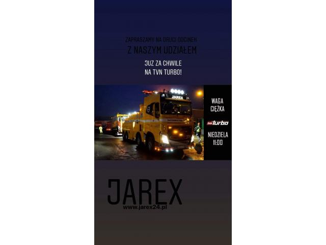 Jarex24 - transport aut i maszyn