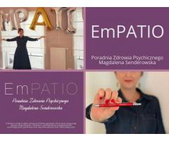 Poradnia Psychologiczno-Psychiatryczna Magdaleny Senderowskiej - profesjonalna pomoc psychologiczna
