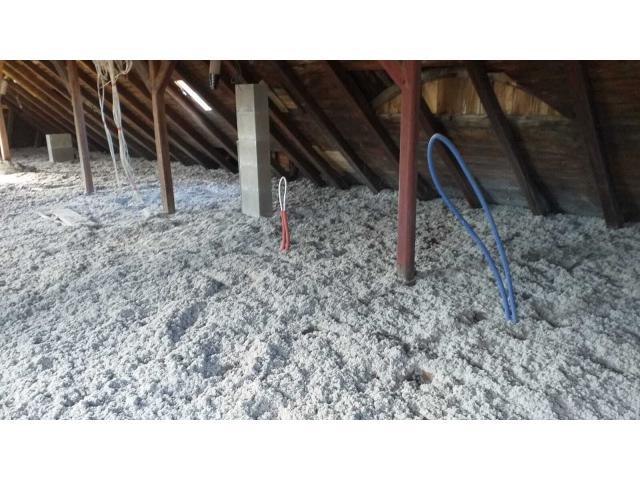 Izolacje termiczne, ocieplanie budynków metodą wdmuchiwaną