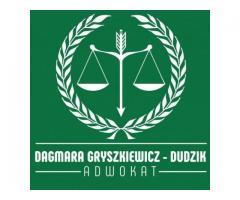 Pomoc prawna Świdnica - Kancelaria Adwokacka Dagmara Gryszkiewicz-Dudzik