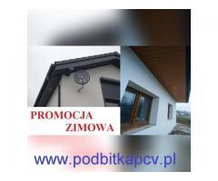 Podbitka Dachowa Pcv