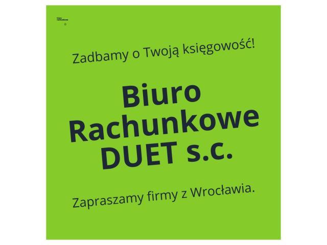 DUET s.c. - Twoje biuro rachunkowe we Wrocławiu