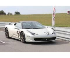 Sprawdź wynajem Ferrari Italia z Devil Cars