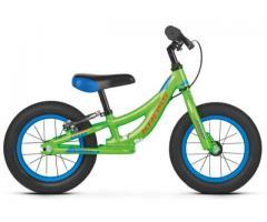 Mam do sprzedania rowerek dziecięcy biegowy Kido w kolorze zielonym