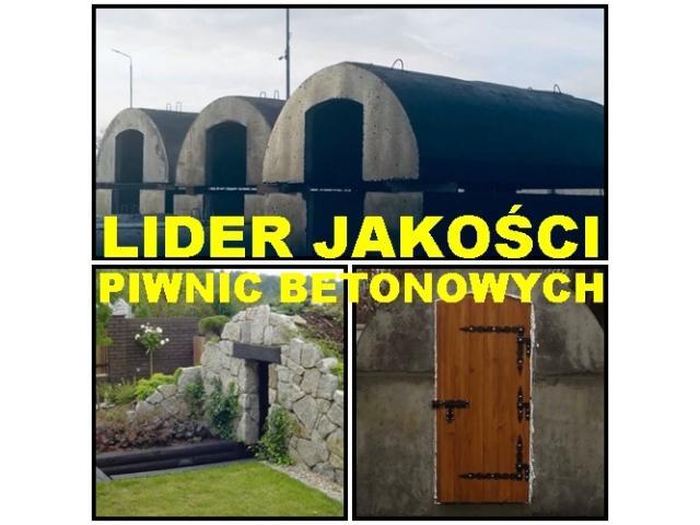 Piwniczka ogrodowa Ziemianka betonowa Piwnica Szczelna Spiżarnia