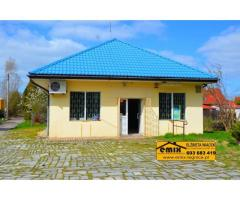 Dom w Kunicach - jeszcze sklep, ale idzie zmiana przeznaczenia