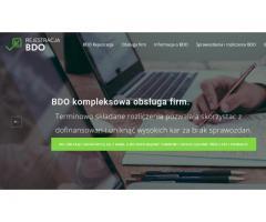 Rejestracja firmy - BDO oraz inne ważne sprawy