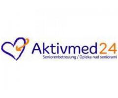 Opieka Seniorów w Niemczech - Aktivmed24