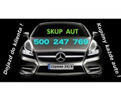 SKUP AUT OD 2000R nie autozlom 500247769