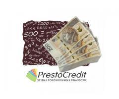 Potrzebna gotówka? Porównaj pożyczki i kredyty!