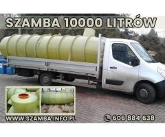 Szambo - szamba 10000 Litrów Szamba.info.pl