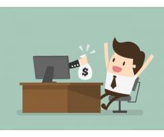 Praca dodatkowa / Zarabianie w domu / Praca w internecie
