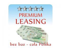 Leasing bez baz - maszyny, pojazdy i inne