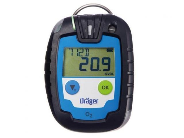 Dräger Pac 6000 osobisty detektor jednogazowy