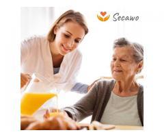 Wyjedź do pracy jako Opiekunka i zarabiaj 1300 Euro na rękę