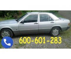 Skup Mercedes 190D 124D Sprinter Kupie Mercedesy 600601283