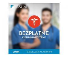 Bezpłatne kierunki medyczne - zapisz się już dziś!