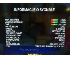 Montaż, serwis oraz ustawianie anten satelitarnych i naziemnych DVBT