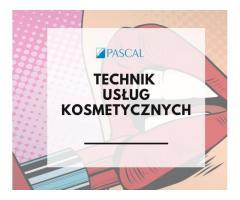 Technik usług kosmetycznych - kierunek bezpłatny w szkole Pascal!