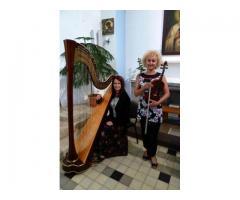 HARFA & SKRZYPCE oprawa muzyczna Ślub /Przyjęcie/Bankiet