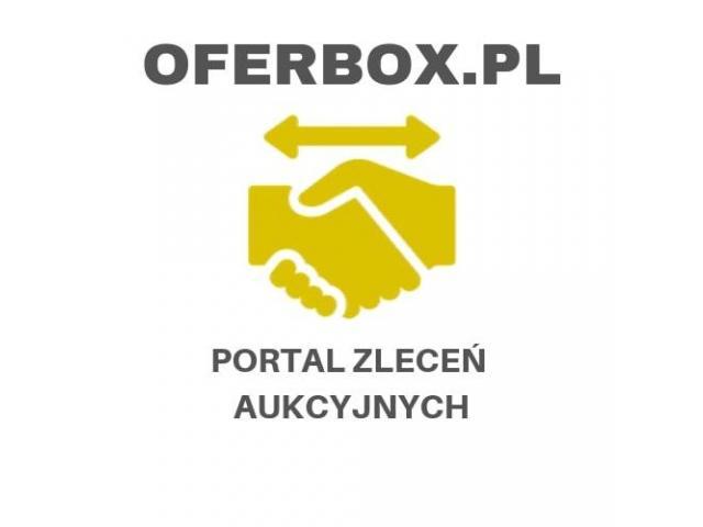 Zlecaj bezpłatnie dowolne prace na Oferbox.pl - Portal zleceń