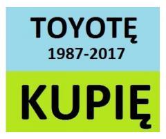 Skup aut TOYOTA Corolla,Hiace,Hilux,Picnic,Avensis,Carina,Rav-4,Land-Cruiser,Yaris,Auris i inne
