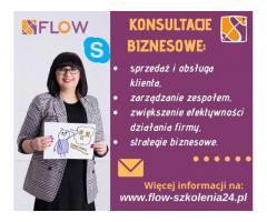 Szkolenia/konsultacje biznesowe online