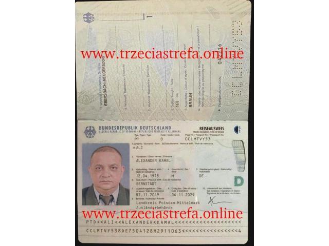 Dokumenty, Paszporty, Dowody Osobiste, Prawa Jazdy