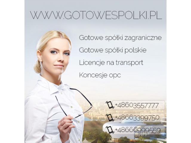 Gotowe Spółki Zagraniczne z VAT UE Niemcy, Łotwa, Bułgaria, Czechy, Słowacja, Hiszpania