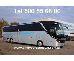 Sindbad - codzienne przejazdy do Niemiec - tel 500556600