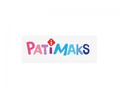 Wózki dziecięce - Pati i Maks