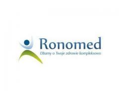 Wyposażenie gabinetów lekarskich – Ronomed