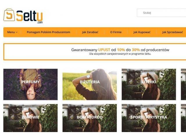 Seltu.com - zarabianie na modzie