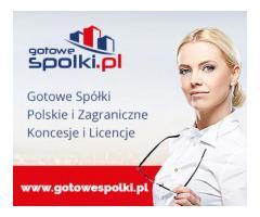 Gotowe Spółki Zagraniczne z VAT UE Niemcy, Łotwa, Bułgaria, KONCESJE PALIWOWE