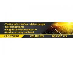 FOTOWOLTAIKA - MONTAŻ - ENERGIA ZE SŁOŃCA
