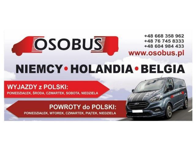 OSOBUS Przewóz osób Polska-Niemcy